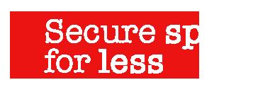 storage facilties affordable